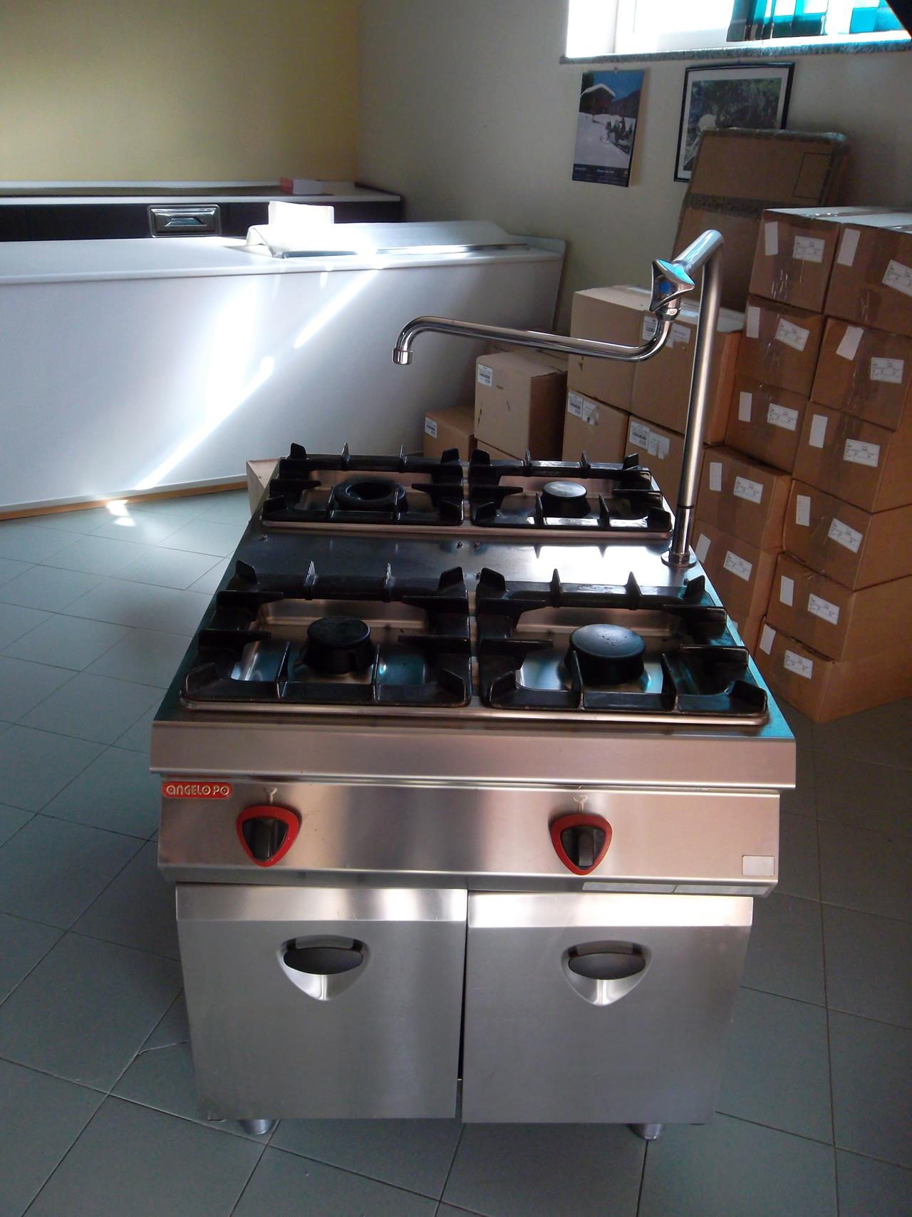 Awesome Usato Cucine Professionali Contemporary - Ideas & Design ...